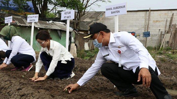 Teluknaga Jadi Pusat Gerakan Tanaman Hortikultura