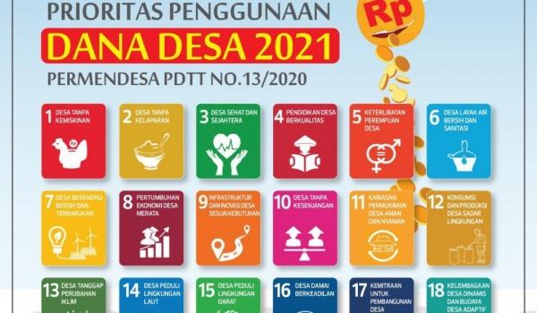 2021 Tahunnya Sistem Informasi Desa